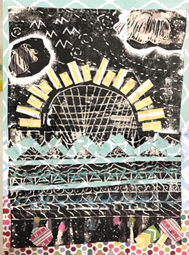 Amy Chapman Inspired Prints