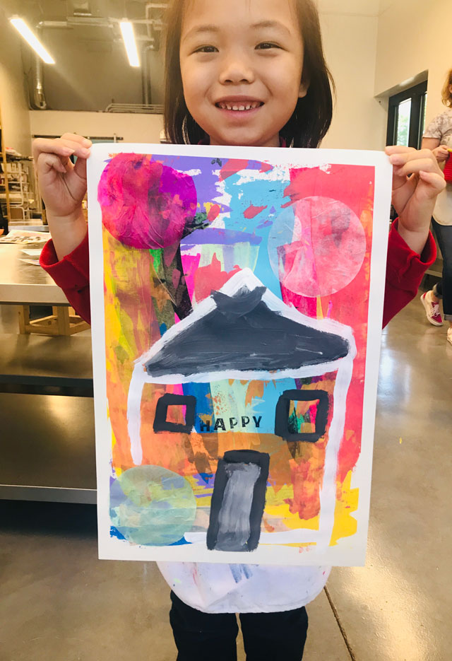 Painting Class for Kids Fort Mill, SC