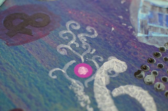 Typeography Art // www.smallhandsbigart.com