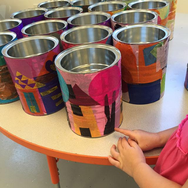 coffee can craft | www.smallhandsbigart.com