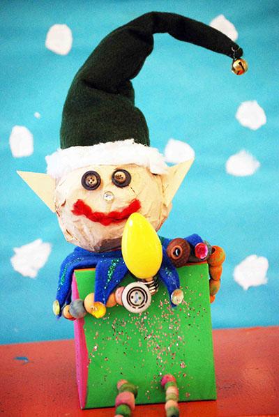 Elf on a Shelf Craft Tutorial