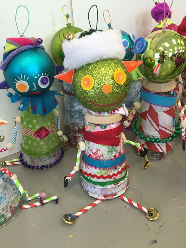 Elf Craft Tutorial | www.smallhandsbigart.com