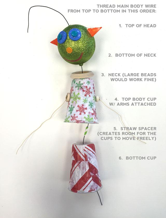 Elf Craft | www.smallhandsbigart.com