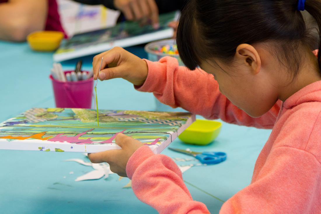 Small Hands Big Art / Children's Art Studio Franchise