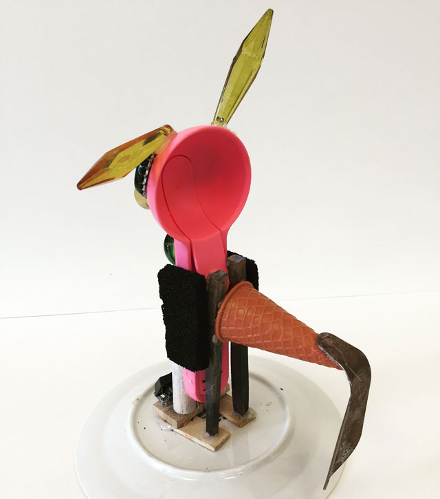 Upcycle Sculpture | www.smallhandsbigart.com