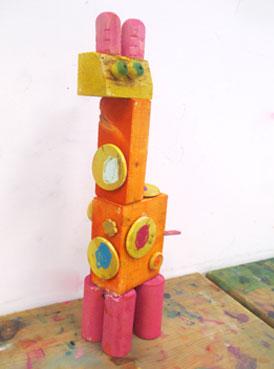 Wood Sculptures Inspiration | www.smallhandsbigart.com/blog