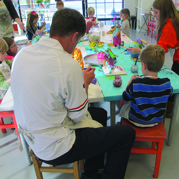 ------FAMILY FUN------ CRAFTERNOON