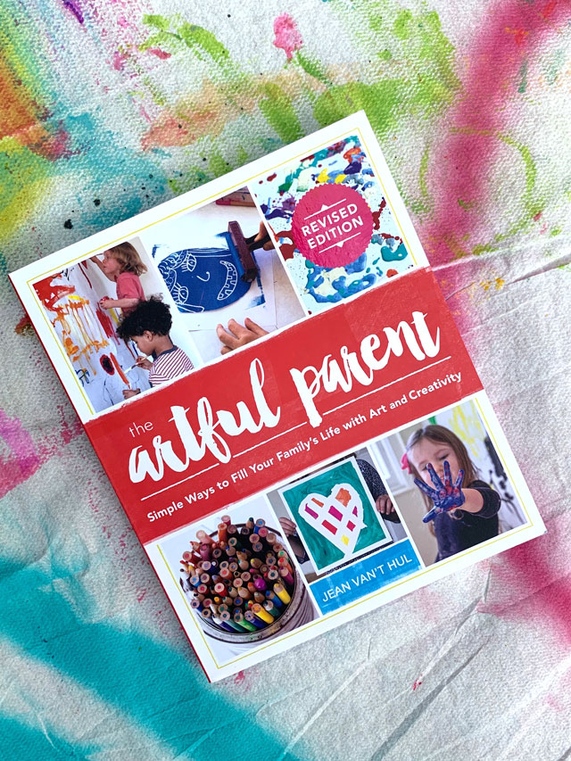 The Artful Parent Book