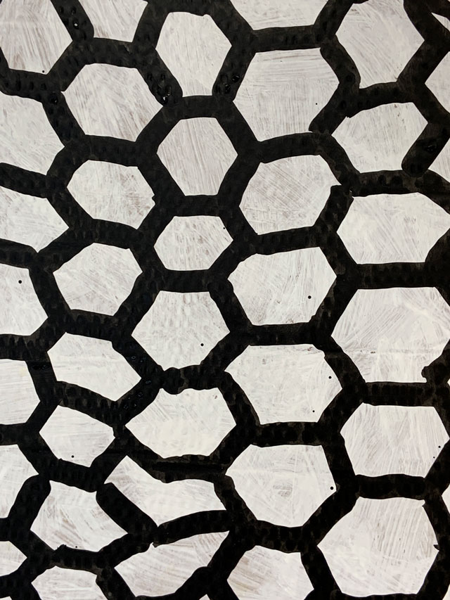 Beehive Art Project / small hands big art